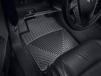 Коврики салона Weathertech 2 ряд резиновые чёрные Honda CR-V 2012-on