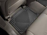Коврики салона Weathertech 1 ряд резиновые чёрные Honda CR-V 2012-on