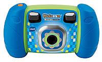 VTech Детский фотоаппарат синий Kidizoom Camera Connect Blue