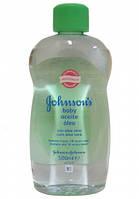 "Масло ""Johnson's Baby"" детское 500 мл Алоэ"