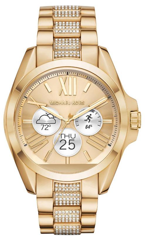 2bf730f1641e Часы Michael Kors Access Bradshaw Smartwatch MKT5002