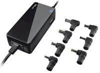 Блок питания для ноутбука trust 90w primo laptop charger black (19138)