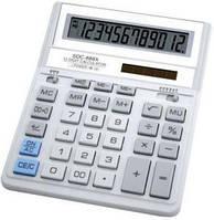 Настольный калькулятор citizen sdС-888xwh для бухгалтера