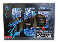 "Набор ""Compass"" Ice Energy  3 пр."