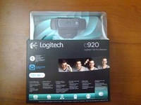 Веб камера logitech c920 hd pro (960-000769)