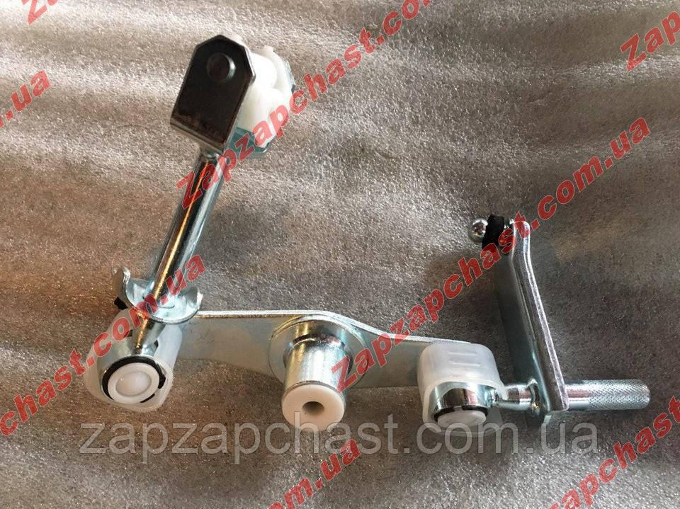 Кулиса (механизм выбора передач) Ланос Lanos Nubira Нубира без тяги GROG 96332660