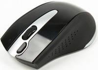 Мышь беспроводная a4 tech g9-500 h-1 black+silver