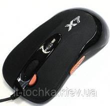 Мышь игровая a4 tech x-705 k usb black