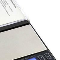 Компактные карманные ювелирные лабораторные цифровые весы MiniCD SF-100/6251, 0,1-500 грамм