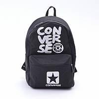 Рюкзак городской молодежный Converse черный