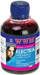 Чернила wwm electra eu/m для epson 200г magenta