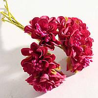 Цветок 024 (1 пучек - 6 цветков)
