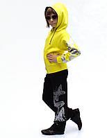 Детский спортивный костюм для девочек и мальчиков Бабочки