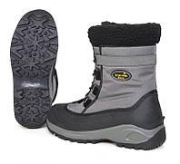 Ботинки зимние Norfin Snow Gray (-20*) Теплые удобные ботинки для рыбаков , охотников и туристов размер 46