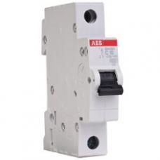 Автоматический выключатель АВВ SH201 1р 16А, С, 6кА