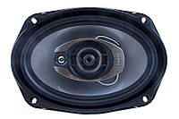 Акустика Pioneer TS-A6963E мощность 300W Автоколонки  6963 Овалы