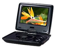"""Портативный DVD проигрыватель 7"""" + TV SX737 в автомобиль, dvd player, портативный dvd плеер в авто"""