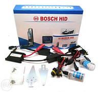 Комплект биксенона BOSCH H4 HID XENON 6000K, BI-XENON, биксеноновые лампы h4, лампочки биксенон h4