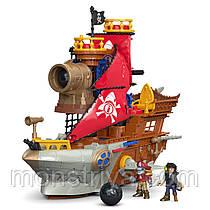 Інтерактивний піратський корабель Fisher-Price