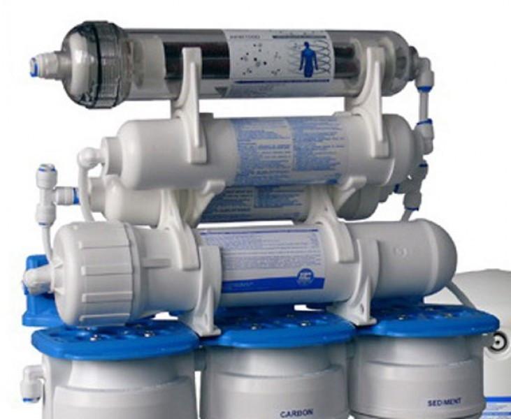 Система зворотного осмосу Aquafilter RX-RO7-75