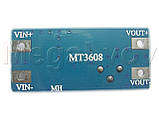 Преобразователь повышающий  MT3608 2A ( модуль питания  DC-DC Step Up ), фото 2
