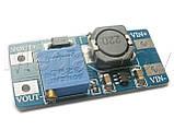 Преобразователь повышающий  MT3608 2A ( модуль питания  DC-DC Step Up ), фото 3