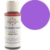 Краситель масляный Америколор Фиолетовый Вес 56 грамм