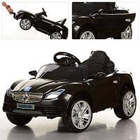 Детский электромобиль M 3177 EBR-2: 2.4G. EVA-колеса, 50W - ЧЕРНЫЙ- купить оптом