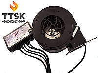 Комплект автоматики для твердотопливного котла Nowosolar PK-22+Nowosolar NWS 75