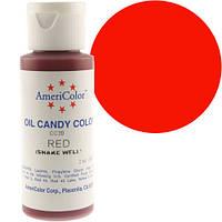 Краситель масляный Америколор Красный  Вес 56 грамм