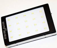 Внешний аккумулятор на солнечной батареи Solar Power Bank 15000 mAh / Солнечное зарядное устройство
