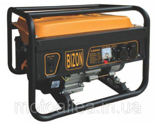 Бензиновый генератор бизон компрессор и стабилизатор напряжения