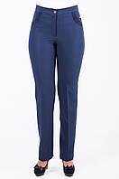 Женские брюки Мерлин -синие