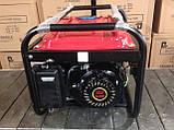 Бензиновый генератор BIZON G3000RS (2.5-2.8кВт 100% медь), фото 2