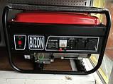 Бензиновый генератор BIZON G3000RS (2.5-2.8кВт 100% медь), фото 4