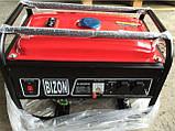 Бензиновый генератор BIZON G3000RS (2.5-2.8кВт 100% медь), фото 5