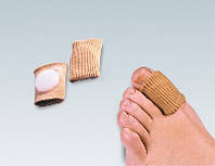 Силиконовые трубочки на пальцы, 2 шт