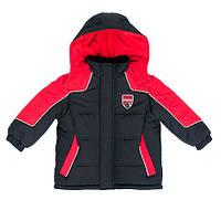 Детская куртка для мальчика с капюшоном IXTREME Ripstop 5 лет