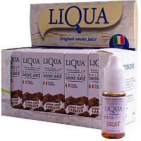 Жидкость для электронных сигарет LIQUA Кубинский табак
