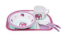 """Lassig - Набор посуды """"Слон"""""""