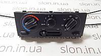 Блок управления отопителя без кондиционера Ланос  GM Корея (ориг) 96242969