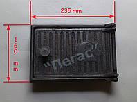 Дверка печная поддувальная (160х235 мм), фото 1