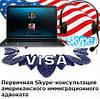 Первичная Skype-консультация американского иммиграционного адвоката