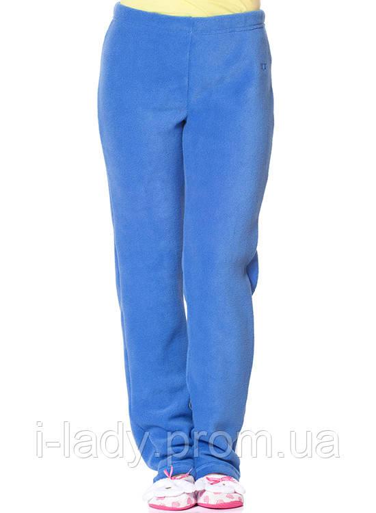 8043e94d455e Купить Теплые мягкие зимние женские флисовые штаны синего цвета Киев, Луцк,  ...