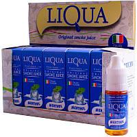 Жидкость для электронной сигареты LIQUA Ментол