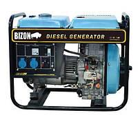 Дизельный генератор BIZON DE-6500X (5.3-5.5кВт)