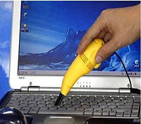 Пылесос для клавиатуры компьютера USB