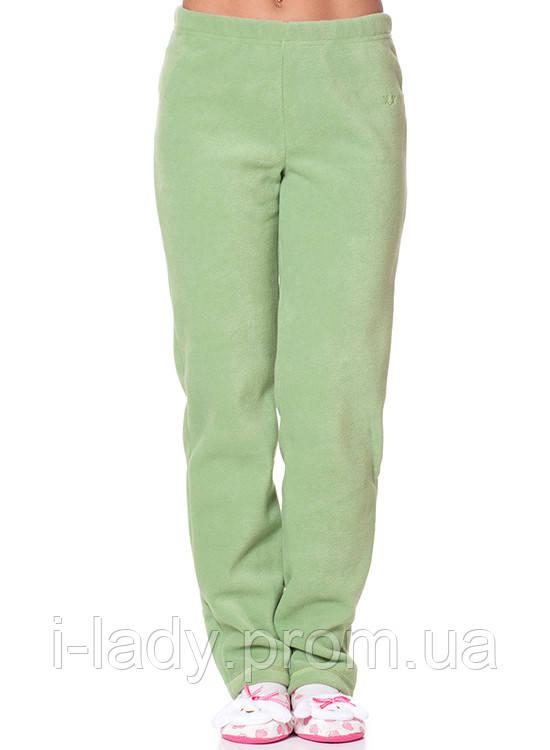 84b7b7472c6f Теплые мягкие зимние женские флисовые штаны зеленого цвета