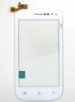Тачскрин (сенсор) для Fly iQ442 Miracle (white) Качество