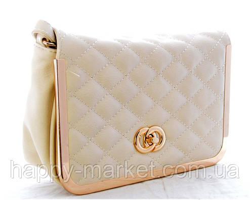 Женский клатч Chanel Белый 002, фото 2